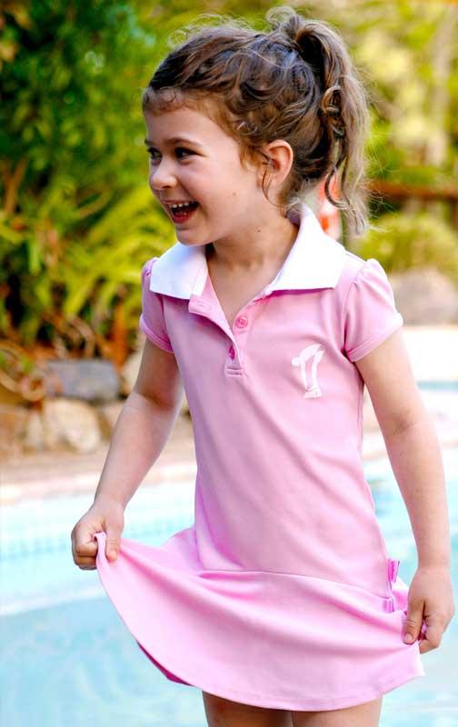 Kids Sun Dress Cover Up