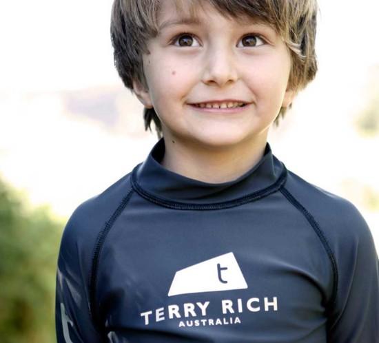 Kids Rashie Vest