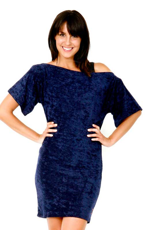 Terry Towelling Dress